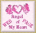 WEB PAGE FOR ANGEL OF MY HEART